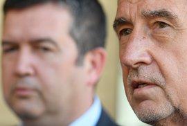 Babiš vítá pokračování vlády, sejde se s Hamáčkem, aby probrali další postup vyjednávání