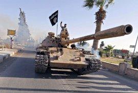 Islámský stát byl na vrcholu moci před pěti lety. Vyhlásil chalífát na území větším než Česká republika