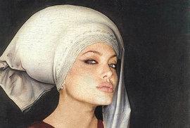 Soudobé celebrity na klasických obrazech