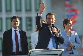 Ekrem Imamoglu. Nová hvězda turecké politiky brzy vyzkouší, jaký je skutečný vztah…