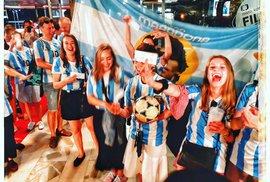 Marek Douša: Film Diego Maradona není o fotbalu, ale o klukovi, který už neumí žít obyčejnou linii života