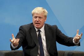 """Po brexitu počítá Johnson s dohodou o volném obchodu s EU, díky tomu by nehrozila """"irská pojistka"""""""