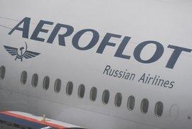 Aeroflot zastavil část letů do Prahy, z šesti úterních se uskuteční jen dva. Na letišti čekají cestující