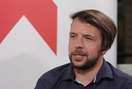 Nechtěli jsme udělat prvoplánový antikomunismus, říká režisér filmu Moje svoboda Petr Cífka