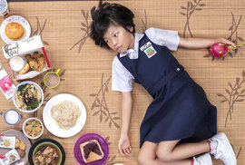 Beryl Oh Jynn, 8 let, Kuala Lumpur, Malajsie