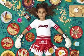 Rosalie Durand, 10 let, Nice, Francie