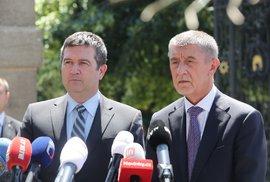 Smutný televizní program české politiky a dopující Babiš chycený v železech padrina …
