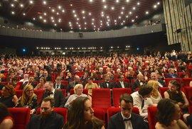 Slavnostní zakončení 54. ročníku Mezinárodního filmového festivalu v Karlových Varech