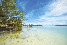 Laguna ostrova Aitutaki je místním lákadlem číslo jedna a podle mnohých patří k nejkrásnějším v Pacifiku