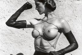 Helmut Newton: Fotograf, před jehož objektivem ochotně zapózovala každá žena