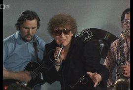 Miki Volek se skupinou Transit hvězdou Malého pitavalu.