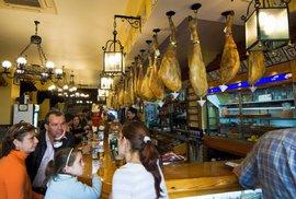 Andaluská putyka aneb Jak to chodí v hospodách na jihu Španělska