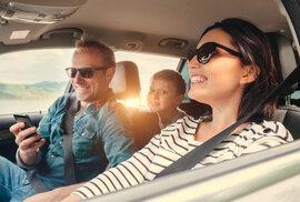 Do zahraničí autem? 5 tipů, jak si užít bezstarostnou dovolenou