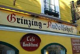 Návštěva rakouské vesničky Grinzing aneb Na burčák kousek od Vídně