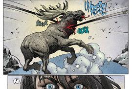 Kniha volně navazuje na příběhy z předchozího Kolosálního Conana.
