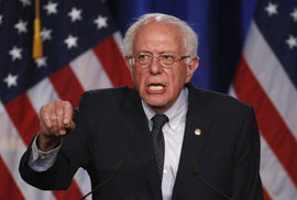 Bude prezidentem USA socialistický samorost Sanders? Revoluce musí pokračovat, říká…