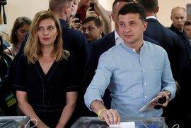 Prezident Zelenskyj získal nadvládu nad parlamentem. Ukrajinské volby lámaly historické rekordy