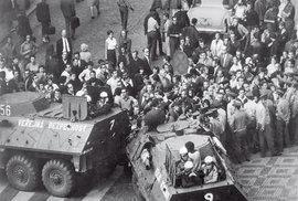 Srpen 1969: Největší akce československé armády od konce 2. světové války. Proti…