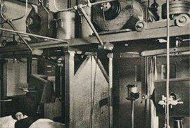 Léčba radiační terapií, Srbsko, 1907