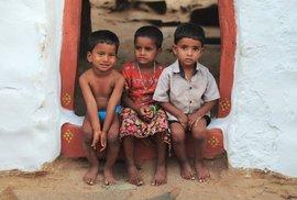 Indií otřásá sexuální násilí, země doplácí na upřednostňování synů. Desítky milionů…