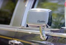 Dillinger-Gaines Cadillac Trump Golden Series Limousine (1989)