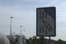 Video, které musíte vidět, pokud se chystáte na české dálnice. Za pár vteřin vás…