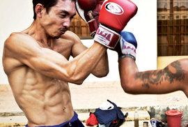Pradal serey neboli khmerský box: Drsný sport, ve kterém si i šampioni vydělají jen pár šupů