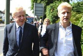 Do kabinetu Borise Johnsona zamířil i jeho mladší bratr Jo. Rodinná podoba se nezapře