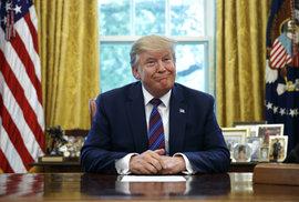 Trump chce mírovou dohodu s Tálibánem podepsat osobně