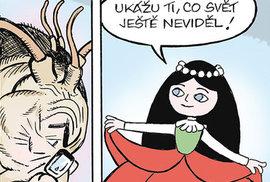 Zelený Raoul: Klíšťmanova smrt aneb Co skrývá Maková panenka pod sukní