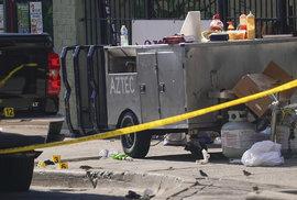 24letý Connor Betts zabil před klubem v Daytonu (stát Ohio) 9 lidí.