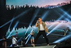 Macklemorova hvězdná show i mystický zvuk Jamese Blakea. Čtvrtý den Szigetu obrazem