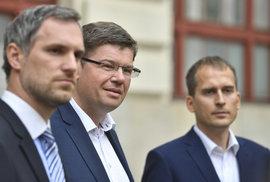 Vedení Prahy se chystá vypovědět smlouvu s Pekingem, kterou uzavřela Krnáčová