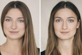 Mateřství mění tváře žen: Fotografka zachytila, jak matky vypadají před prvním porodem…
