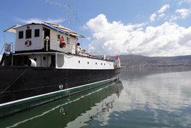 Do Bolívie k největšímu jihoamerickému jezeru Titicaca: Oceán bolivijského námořnictva