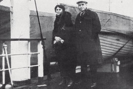 Frances Anita Craneová: Kdo byla téměř neznámá manželka Jana Masaryka?
