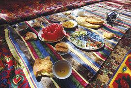 Tádžická pohostinnost