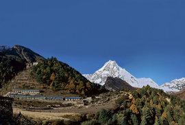 Oblast Manáslu se nachází ve střední části Nepálu, na odlehlém severu blízko tibetských hranic. V roce 1998 bylo území o rozloze 1663 km2 prohlášeno za rezervaci.