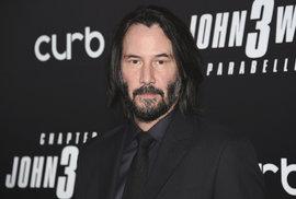 Keanu Reeves se ve čtvrtém Matrixu opět objeví jako Neo.