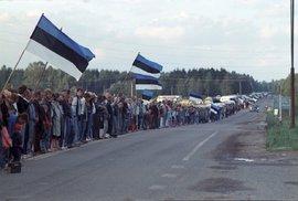 Milion a půl lidí z Pobaltí vytvořilo před 30 lety lidský řetěz. Baltská cesta byla…
