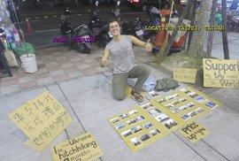 Nechutný trend: Turisté žebrají od chudých Asiatů na cestu kolem světa