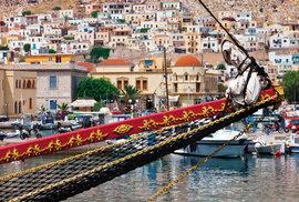 Lovci mořských hub z řeckého ostrova Kálymnos aneb Bohatství z hlubin vykoupené…