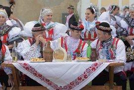 Za zvukem moravských svatebních tradic aneb Na slovácké veselce v malebné vesničce Milotice