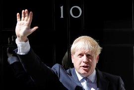 Boris Johnson je oponenty označován jako islamofob. Sám má ale muslimské kořeny v …