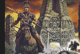 Dobyvačné armády jsou špičkovou fantasy, která potěší milovníky Hry o trůny
