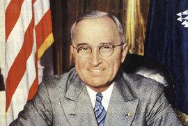 Harry Truman: 33. prezident Spojených států a neoblíbený velikán světové politiky