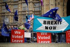 Strach z divokého brexitu roste: Evropská unie stále nemá od Británie žádný návrh dohody