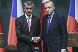 Babiš chce v EU navrhnout přijetí společných evropských opatření vůči Turecku,…
