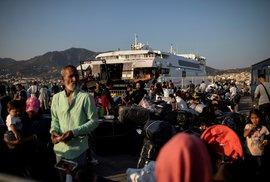 Hrozí další masivní vlna migrace do Evropy, čísla z turecko-řeckých hranic znějí varovně