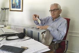 Josef Mašín: Odešli jsme proto, abychom se vrátili! Nechtěl jsem zůstat v Americe a…